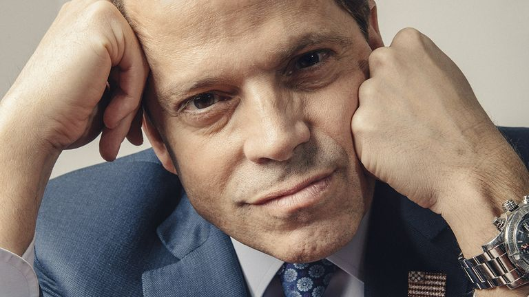 Anthony Scaramucci: The Mooch means business