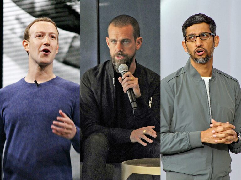 Will a big change for big tech hurt Google, Twitter and Facebook's share prices?