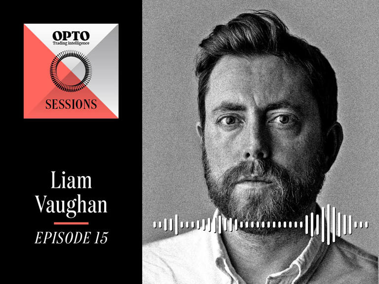 Opto Sessions: Liam Vaughan's Flash Crash