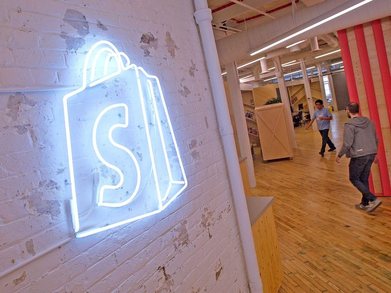 Does Shopify's share price reflect its true growth potential?