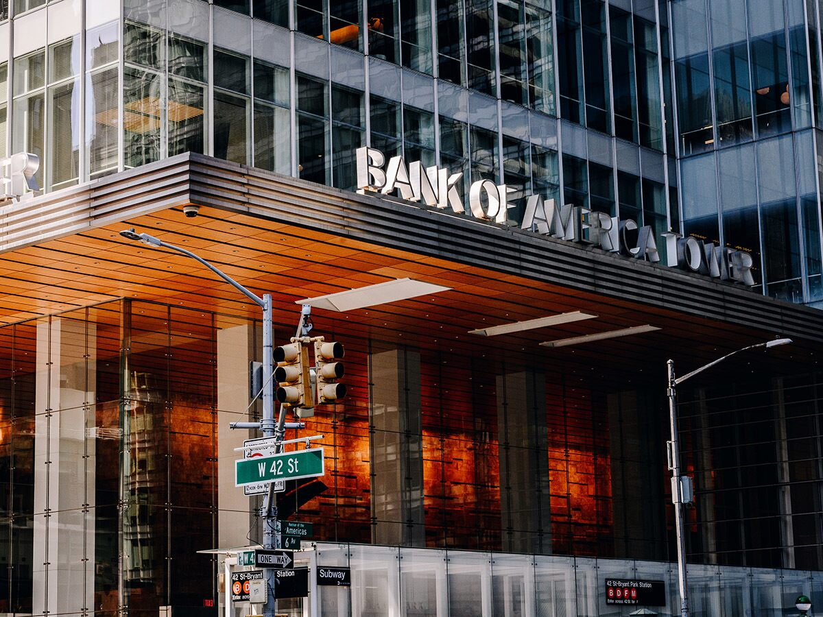 Will robust earnings boost Bank of America and Morgan Stanley's share prices?