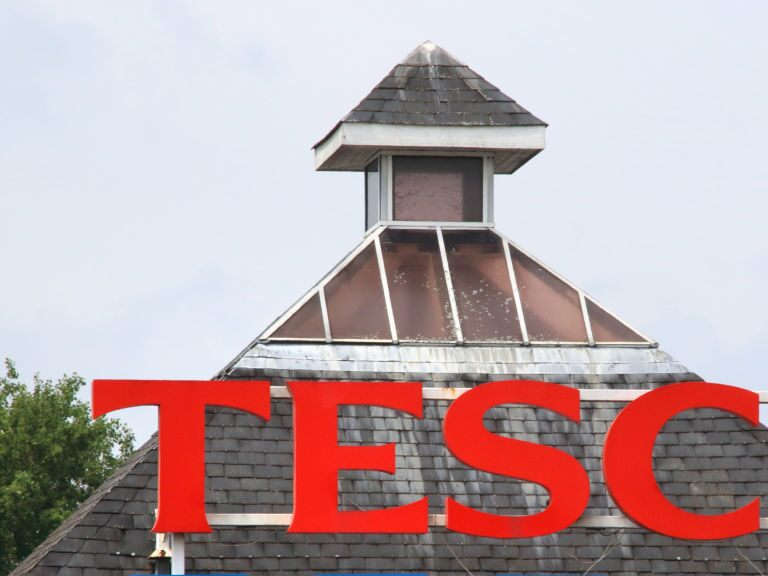 More in store for the Tesco share price?