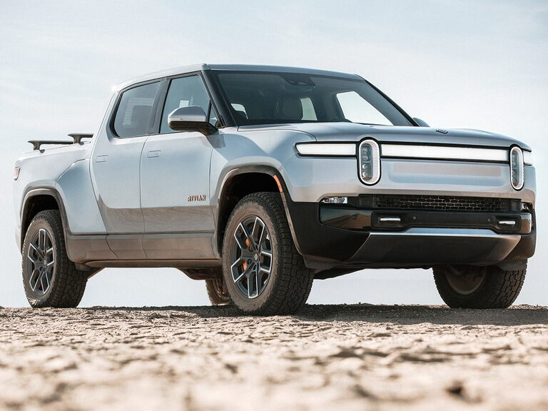 Will Tesla's share price lose speed as Rivian's electric trucks hit the road?