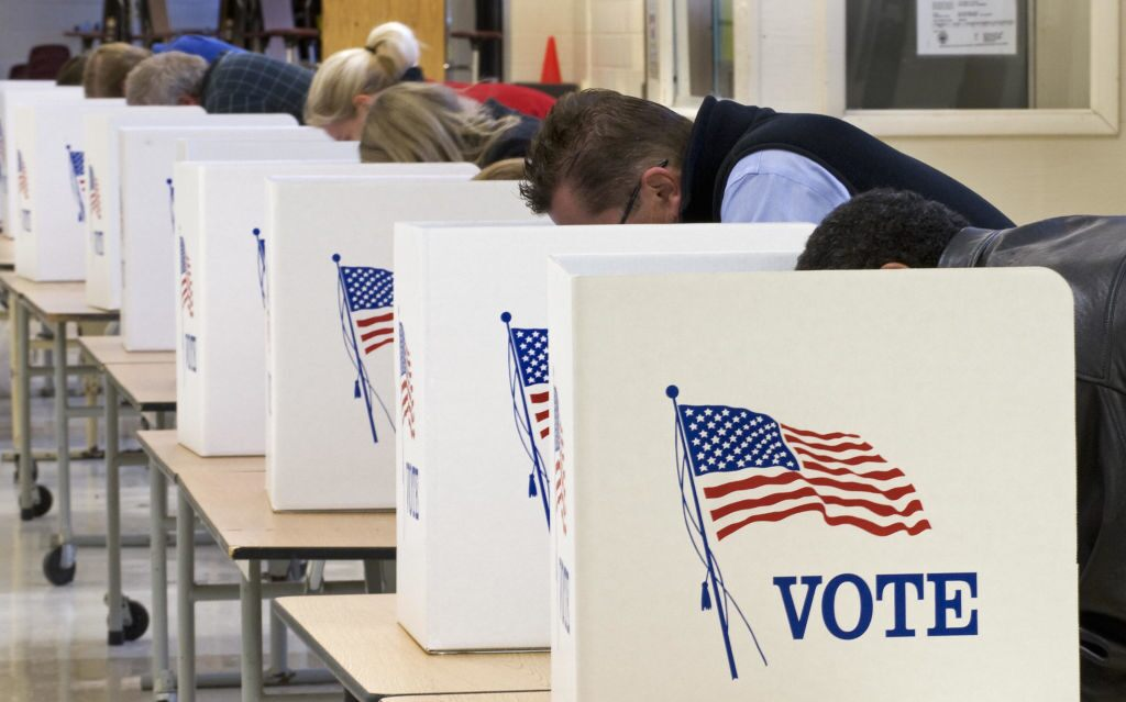 US election prompting increased market uncertainty
