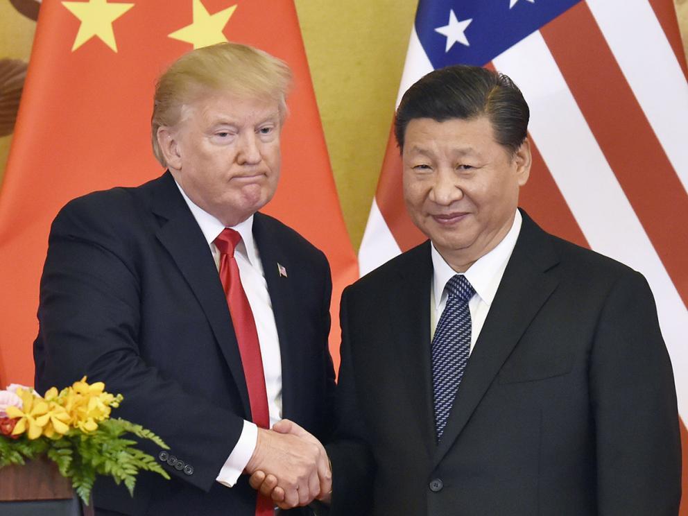 Rynki w oczekiwaniu na weekendowe rozmowy USA-Chiny