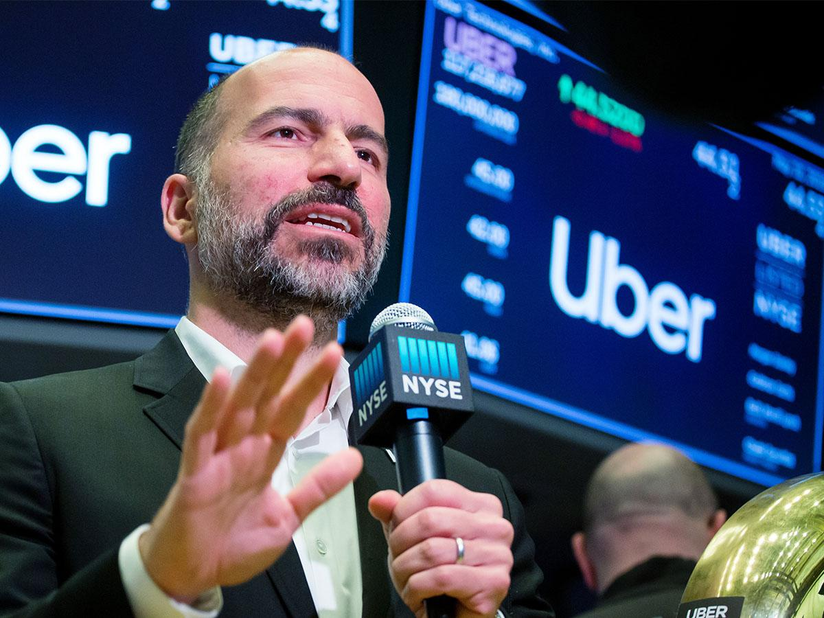 Is HSBC right about  Uber and Lyft's share prices?