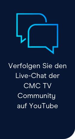 Verfolgen Sie den Live-Chat der Community auf YouTube