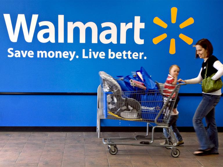Walmart share price: rally set to continue