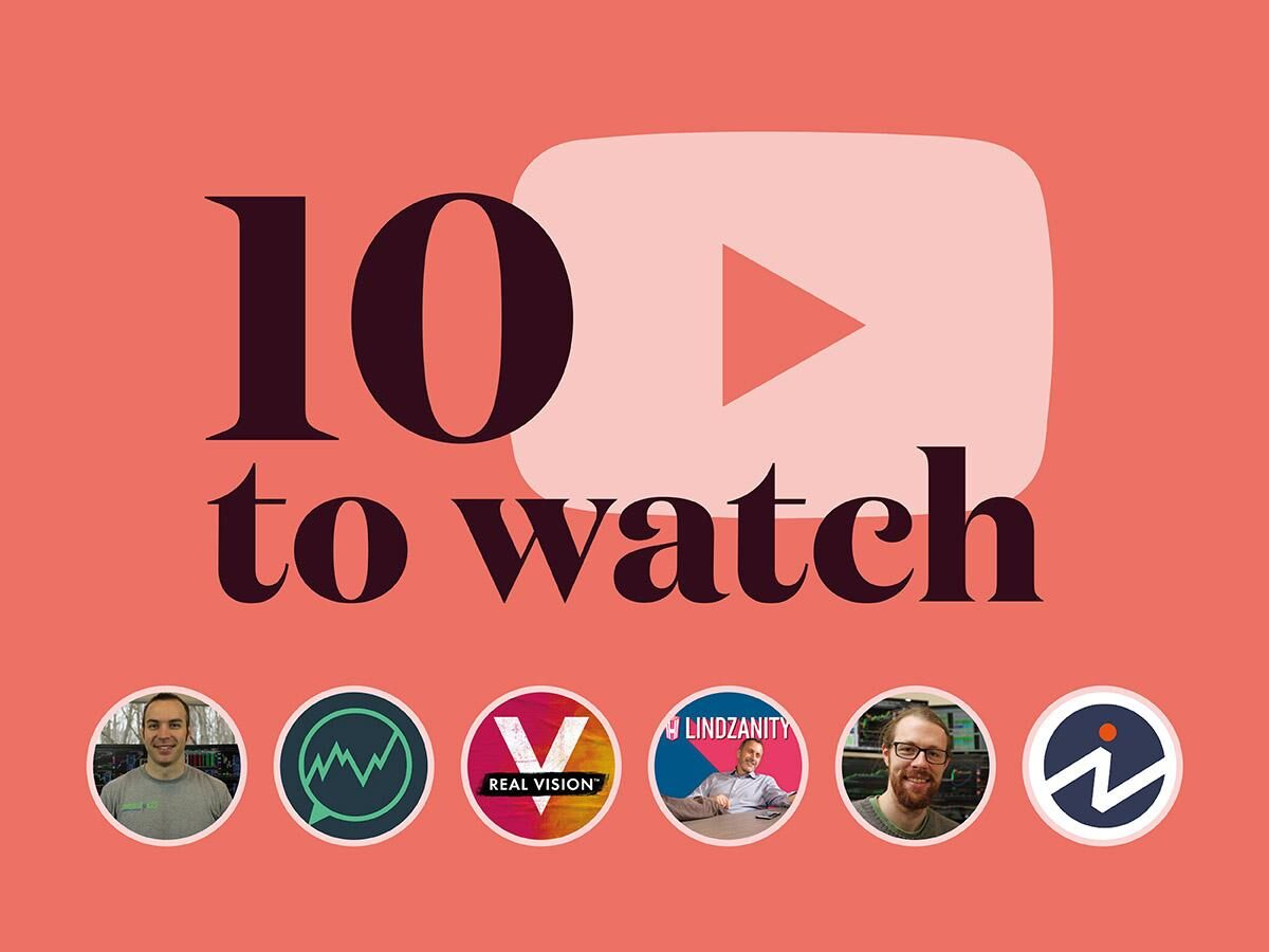 The top 10 YouTube trading channels