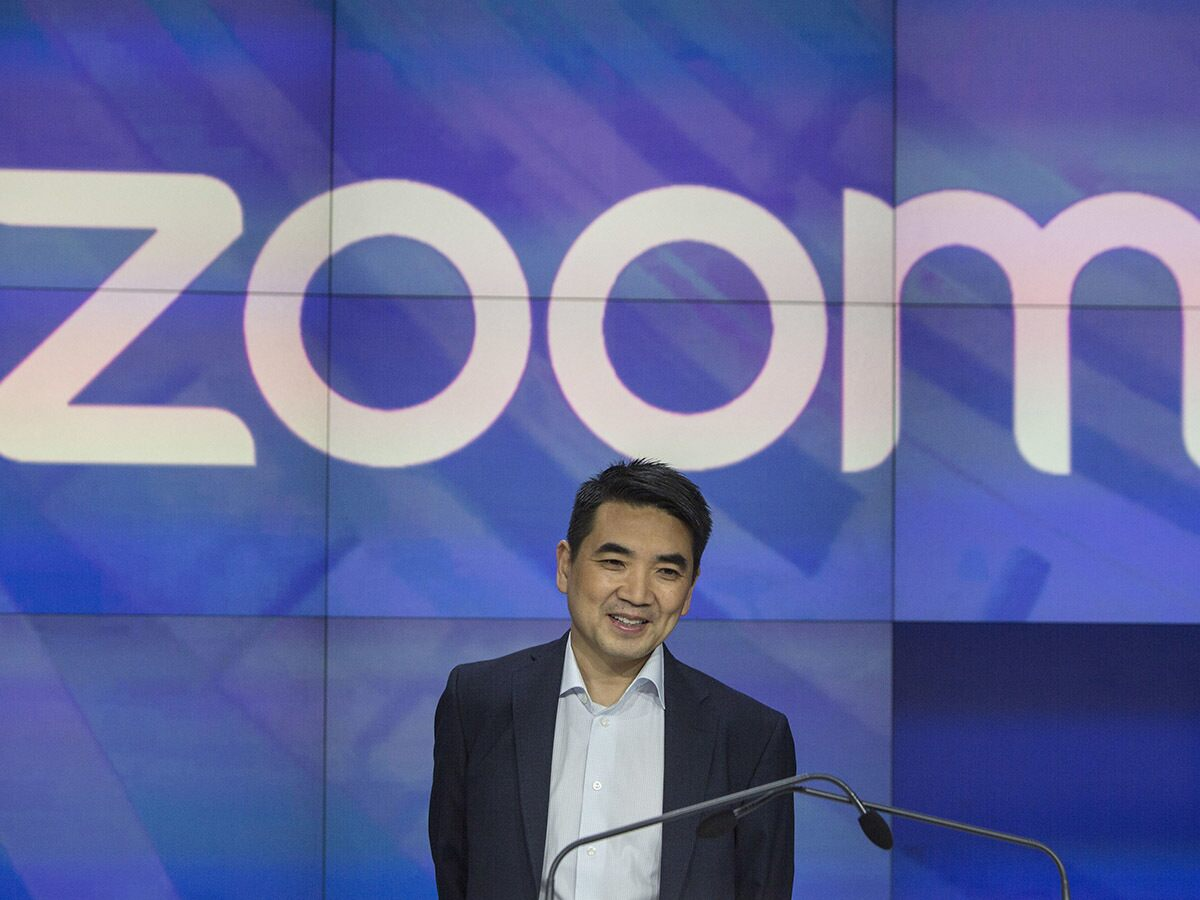 Zoom share price: deceleration on the horizon?