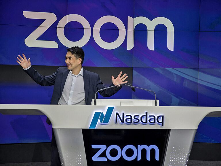 Will earnings push Zoom's share price higher?
