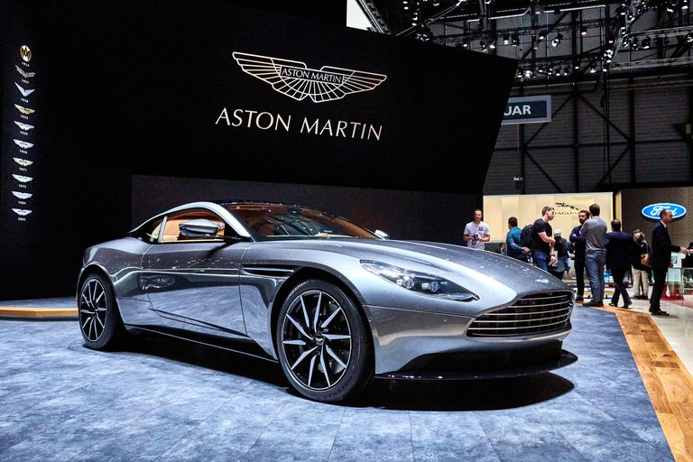 Aston Martin share price pops post H1 results