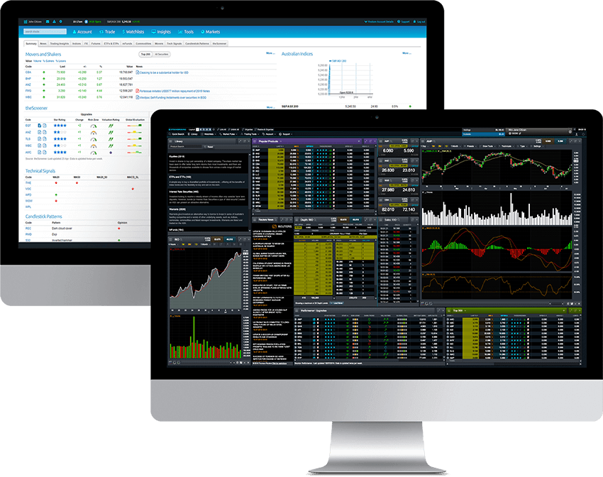 Demo Stock Trading
