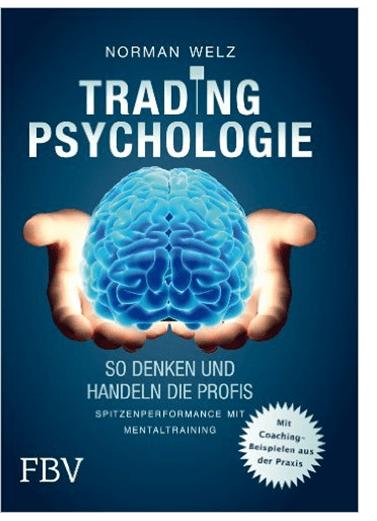 Buch 'Trading Psychologie' von Norman Welz