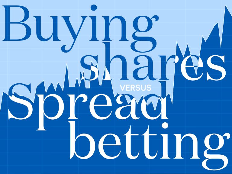 Why buy shares when you can spread bet?