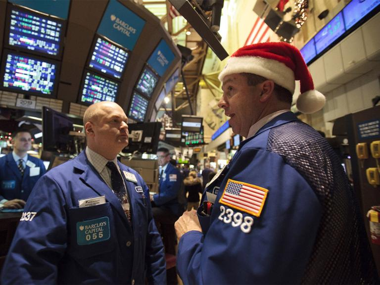 Trading in December: is a Santa Claus rally in sight?