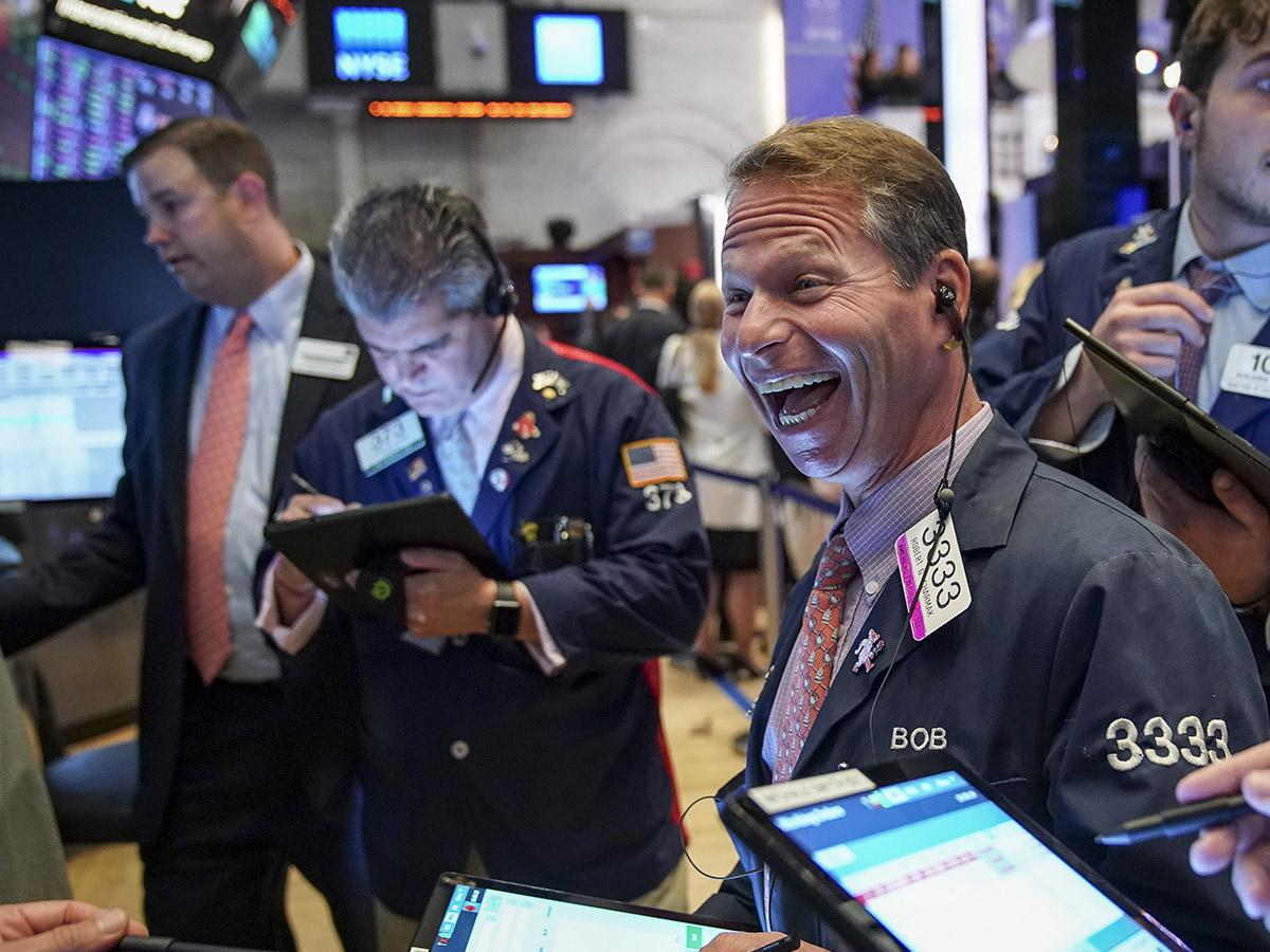 As the Dow Jones rallies, can the index make up lost ground?
