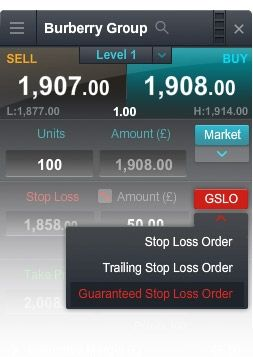 Order & Execution Features | Trading Features| CMC Markets