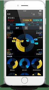 新一代交易平台移动端iPhone