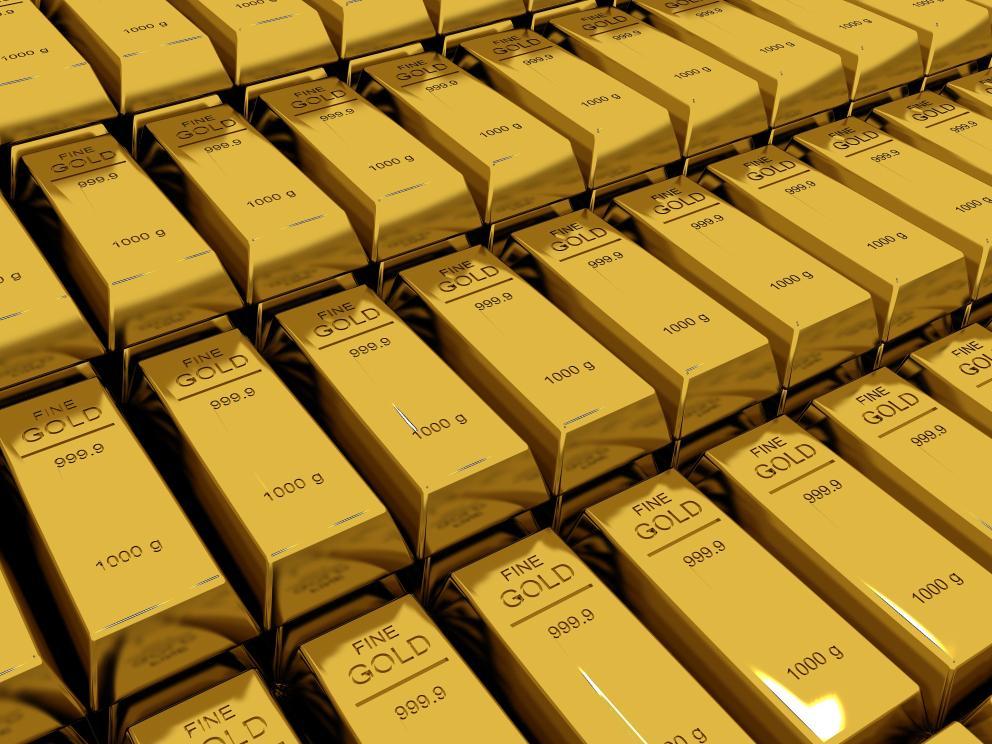 Hausse i guld