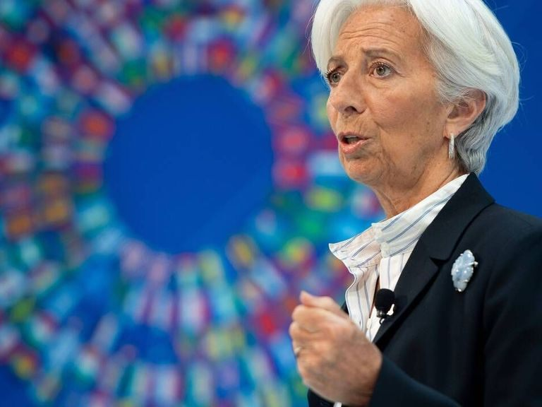 BCE : La politique de Christine Lagarde