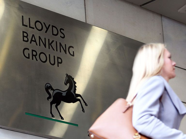 Is Lloyds share price a pure income play?