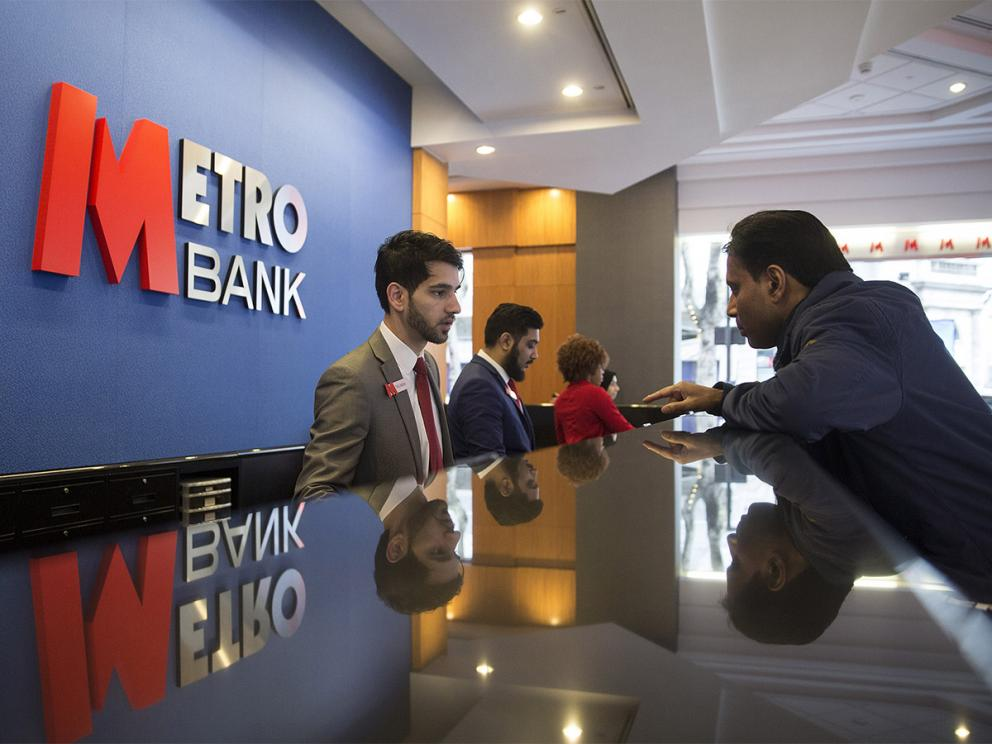 Gold surges above $2k, Metro Bank posts £240m loss