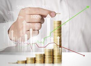 Wachstum im Handel mit der Trading App