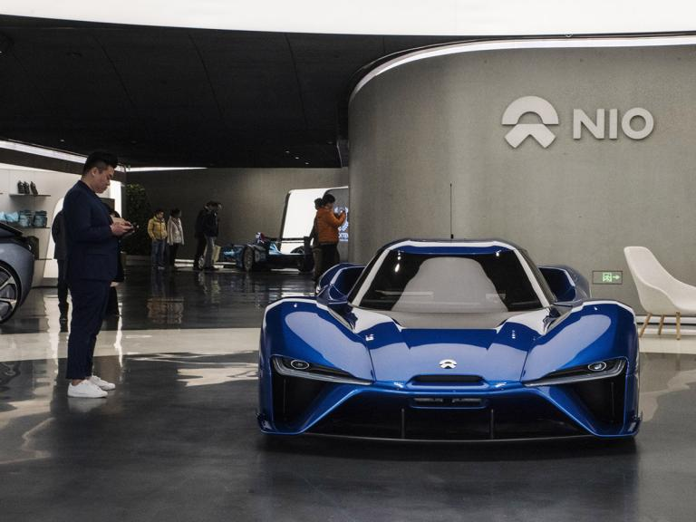 NIO Eyes Secondary Listing In Hong Kong Amid NYSE Woes