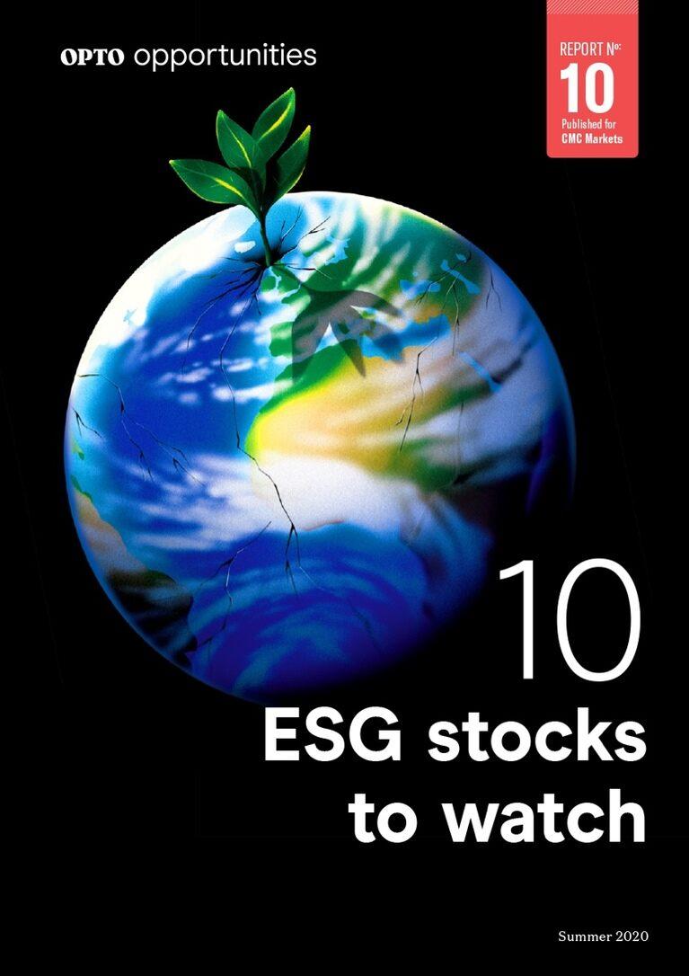 10 ESG stocks to watch