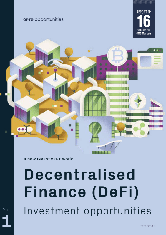 Investing In DeFi: The Future Of The Economy