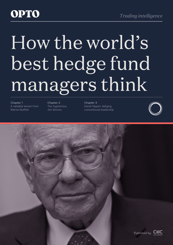 How the world's best hedge fund managers think