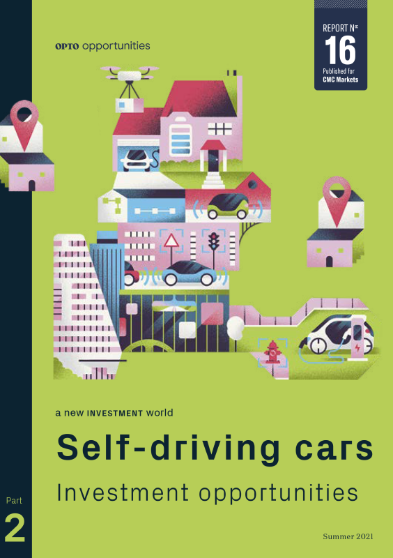 Investing in Self-driving Cars: 9 Stocks to Watch