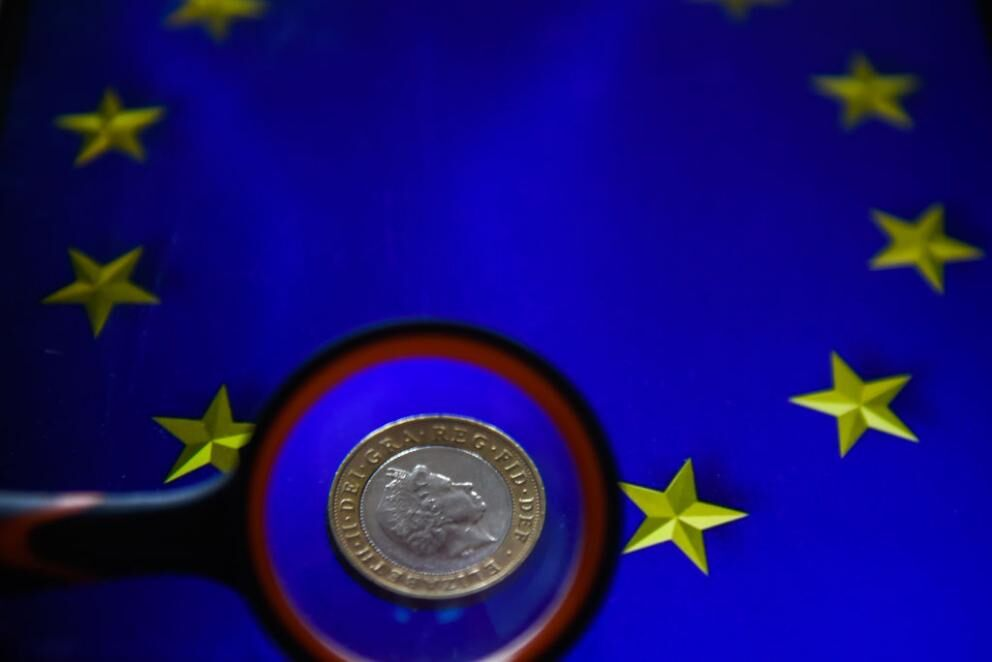Euro has its best trading day in four months