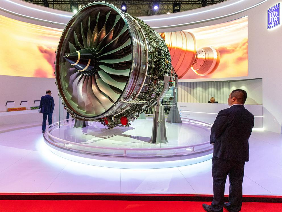 Rolls-Royce share price: improved H2 expected as liquidity bolstered