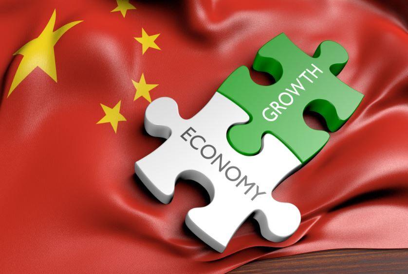 China economy slows