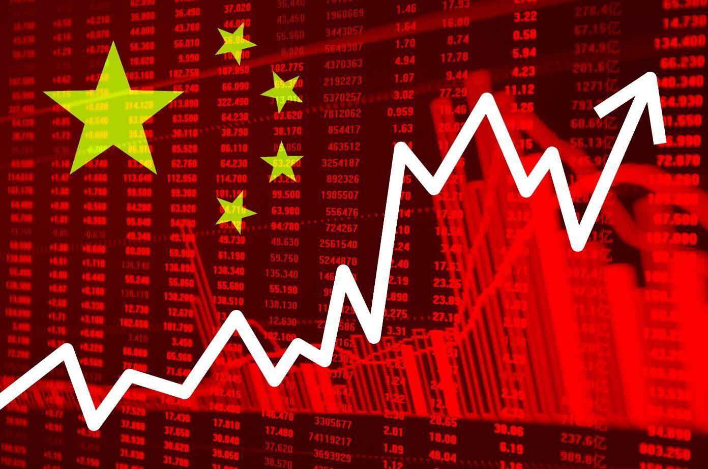 China's economy roars back