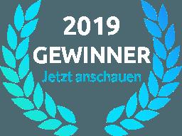 2019 Gewinner