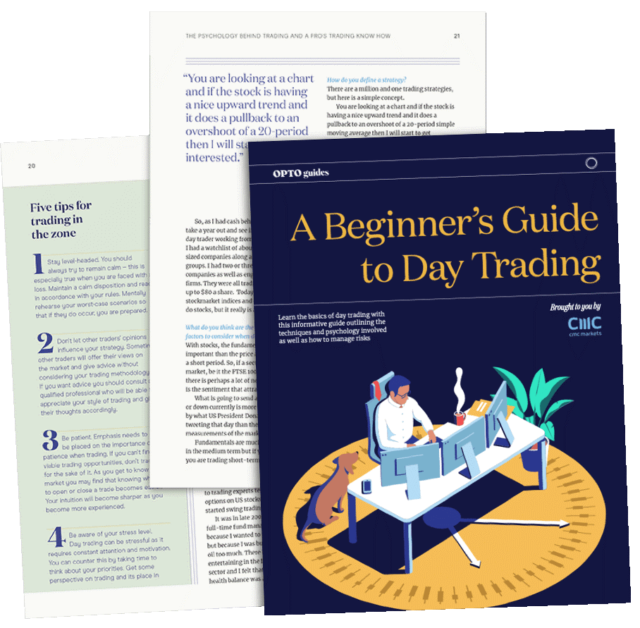 CFD ebook daytrade